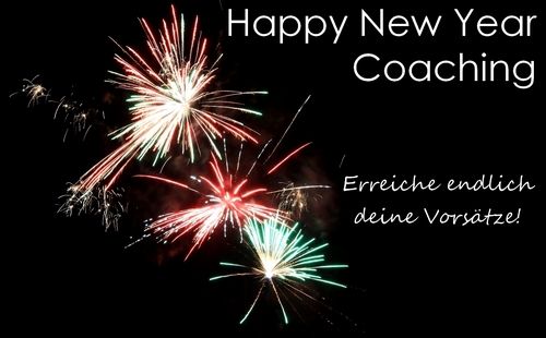 Happy New Year Coaching